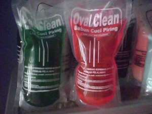 Produk Oval Clean