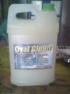 Oval Clean Detergen Likuid Cair